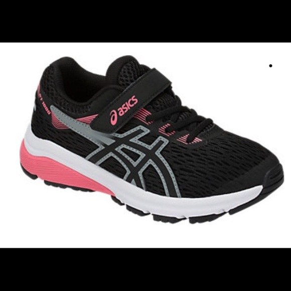 Asics Shoes   Brand New Black And Pink